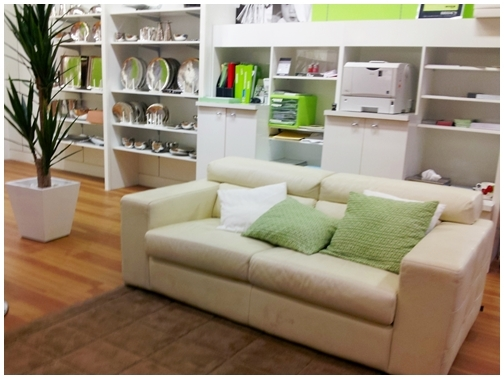 Decorating with colors, decorating ideas, color personality, green, makeover  - Decorate With Colors