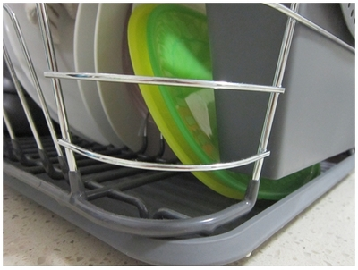 Dirtiest spots at home, places to clean in the house, dish drainer