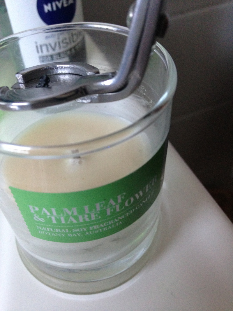 candles in the home, burning candles in the home, glasshouse fragrances  - Using Candles in the Home