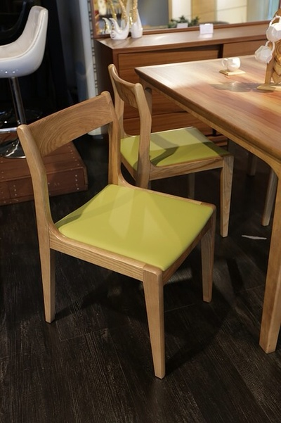 Chair, kitchen chair, dining chair, dining room, table, seat, eating, dining, dinner table