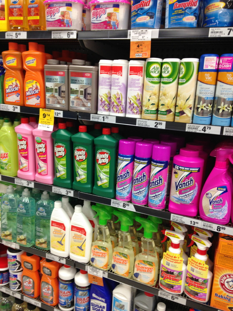 Must Have Cleaning Products In The Home Home Genius