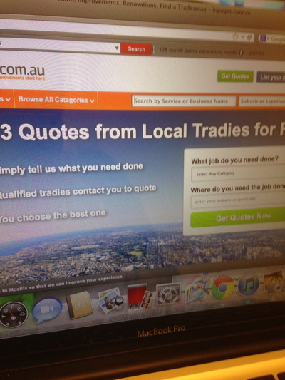 finding tradespeople, finding a trades person online, finding tradespeople on the internet, finding a good tradesman