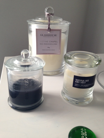 freshen up the home, freshen up your home, freshen up for spring, candles for the home