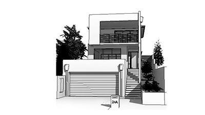 Narrow lot homes 4 ways to live large in a narrow house for 9m frontage home designs