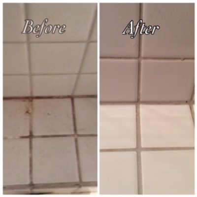 Clean Bathroom Tiles Without Bleach Home Genius