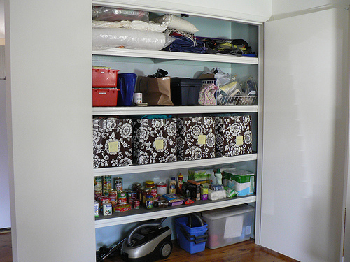 Linen Cupboard Home Organisation Home Storage How To