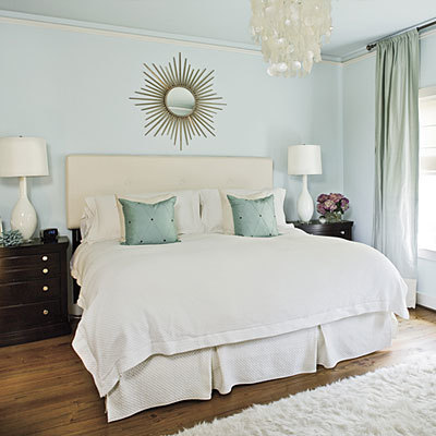 Master Bedroom, Simple Decor