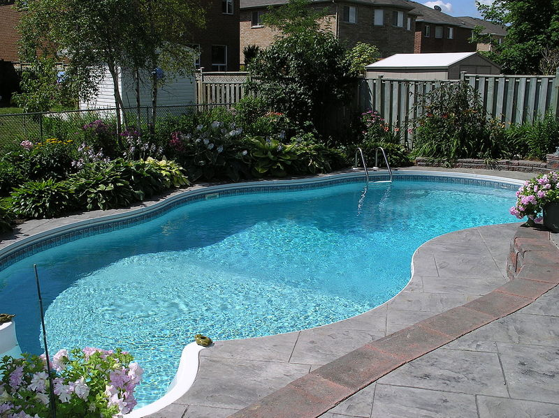 Pool installation and maintenance