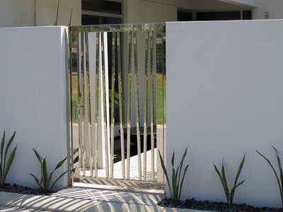 Swing Gate Secure-A-Fence