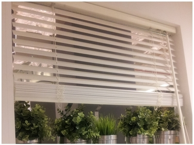 window treatments, window coverings, blinds