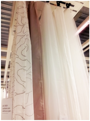 window treatments, window coverings, soft covering, curtains, grommet